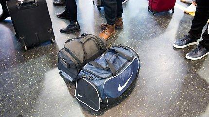 Kauno oro uoste sulaikytas keleivis, kurio bagaže – ginklas