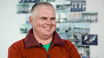 """Geriausias buriavimo treneris Linas Eidukevičius: """"Paruošti olimpietį reikia 8 metų"""""""