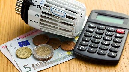 Šilumos tiekėjai teigia, kad kaina gyventojams per metus sumažėjo 15 proc.