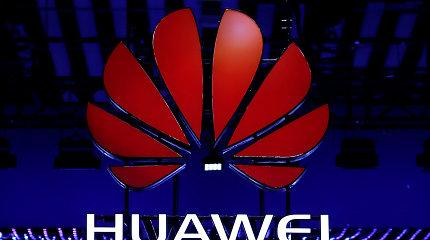 """Jungtinės Valstijos nuvertina """"Huawei"""" jėgas, sako bendrovės įkūrėjas"""