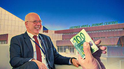 """Jaunimo centro vadovo kišenę pildęs """"valstybinis biznis"""" dabar parduodamas už 100 Eur"""