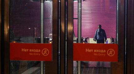 Maskvoje iš įstrigusių metropoliteno traukinių evakuota per tūkstantį keleivių