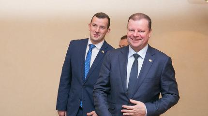 S.Skvernelis: V.Sinkevičiaus posto kritikai nesuvokia Briuselio darbotvarkės