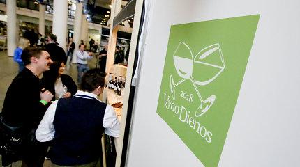 """Tarptautinės vyno parodos organizatoriai išgirdo: renginio reklamose per daug žodžio """"vynas"""""""