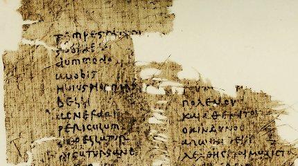 Kokia kalba kalbėjo paprasti Romos imperijos piliečiai?