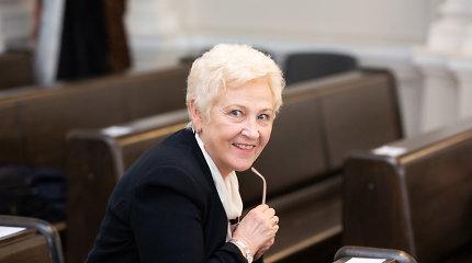 """Irena Degutienė """"MG Baltic"""" bylos teisme liudijo kiek kitaip, nei per apklausą pareigūnams"""