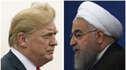 ES ragina Iraną ir JAV vengti provokacijų