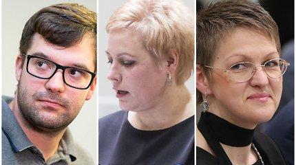 VTEK tirs P.Poderskio ir jo dviejų pavaduotojų elgesį