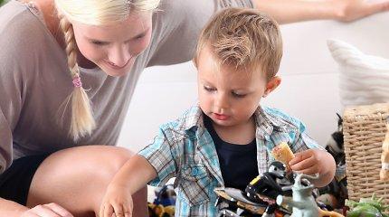 Karantinas atskleidė kai kurių vaikų raidos sutrikimus: ko turėtų imtis jų tėvai