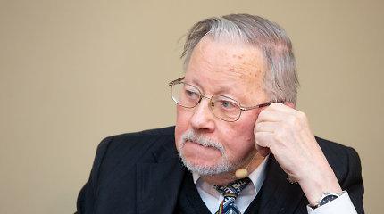 Vytautas Landsbergis: Vakarai