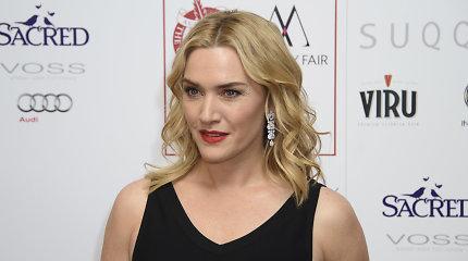 Kate Winslet apie homofobiją Holivude: žino 4 aktorius, kurie iki šiol slepia seksualinę orientaciją