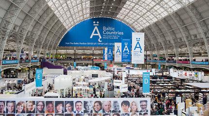 Londono knygų mugėje pristatytos naujausios knygų leidybos tendencijos: kas ir ką daugiausia skaito?