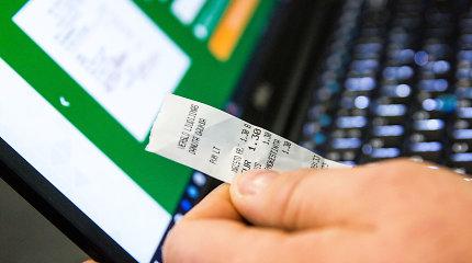 VMI: dėl čekių loterijos – papildomi milijonai eurų PVM
