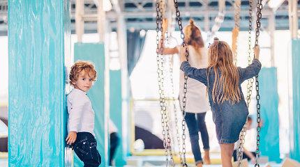 Velykas leisite prie jūros? Džiugios naujienos šeimoms su vaikais – kviečia pramogų parkas