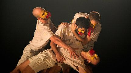 """Tarptautinis šokio festivalis """"AURA28"""": maišto ir estetikos dermė"""