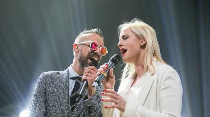 L.Adomaitis išleido gyvo garso albumą: jame – ir I.Jankauskaitės balsas