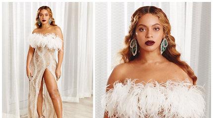Labdaros renginyje ryškiausiai spindėjo Beyonce: dėmesį traukė įspūdinga suknele
