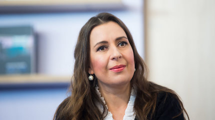 """Kristina Sabaliauskaitė: """"Reikia perskaityti 50 knygų, kad parašyčiau 5 eilutes"""""""