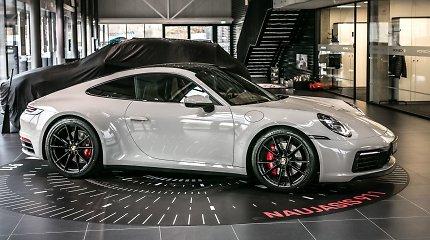 """""""Porsche"""" įvardijo, kokios trys spalvos """"užveda"""" lietuvius"""
