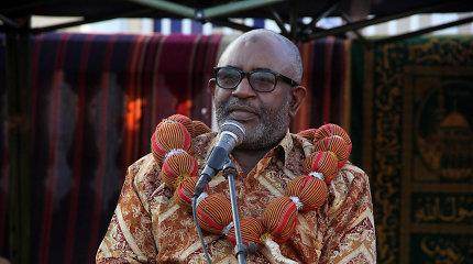 Komorų prezidentas Azali Assoumani perrinktas triuškinama dauguma balsų