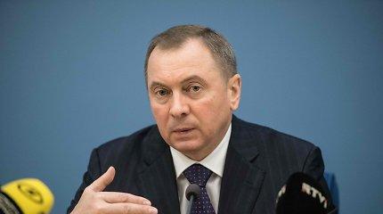 Minskas pasmerkė Ukrainos sprendimą prisidėti prie ES sankcijų Baltarusijai
