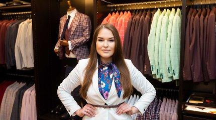 M.Palaikytė patarė, kokius kostiumus rinktis išleistuvėms ar vestuvėms