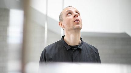 """J.Urbonas Venecijos bienalėje provokuos minties eksperimentu: daugelis jo išsigąsta tarsi kokio """"siaubiako"""""""