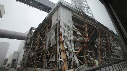 Fukušimos jėgainei gresia pristigti vietos radioaktyviam vandeniui saugoti