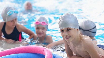Grumtynės dėl vietos baseinuose: nors ir brangu, bet pakliūti pavyksta ne visiems