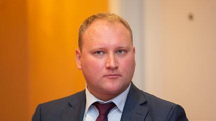 """Lietuvos """"Western Union"""" vadovą Š.Šuipį pakeitė V.Jakovonienė"""