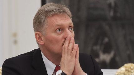 Kremlius nekomentuoja teiginio, kad V.Putinas apdovanojo galimą S.Skripalio nuodytoją