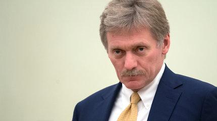 Kremlius įspėjo Kijevą dėl galimų provokacijų Rytų Ukrainoje per futbolo čempionatą