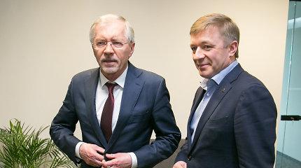 """R.Karbauskis prognozuoja teigiamą """"socialdarbiečių"""" atsakymą dėl koalicijos"""
