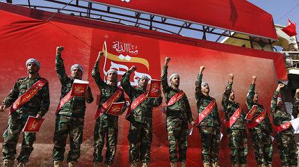Saudo Arabija sveikina JAV sprendimą paskelbti Jemeno husius teroristine grupuote