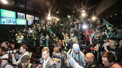 Pasaulinės spaudos laisvės dienos renginiuose perspėjama dėl melagingų naujienų