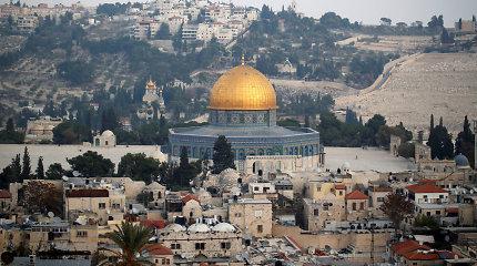 Istorikas apie Jeruzalę: gali būti, kad problemos nedings dar 3000 metų
