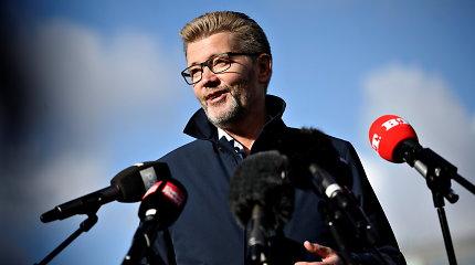 """Danijoje augant """"#MeToo"""" bangai, atsistatydino Kopenhagos meras"""