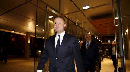 """Maltoje prasidėjo """"Panamos popierių"""" skandalo temdomi pirmalaikiai parlamento rinkimai"""