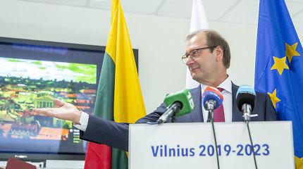 Tiesa ar melas? V.Uspaskichas: Vilniuje, kaip Telšiuose, bus nemokamas viešasis transportas, tai kainuos 15 mln. eurų