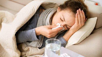 Kaip išsigydyti kosulį be vaistų: svarbu nustatyti kosulio rūšį