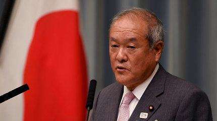 Japonijoje kilus netakto skandalui paskirtas naujas olimpiados ministras