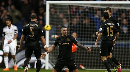 """Manchester City"" metus pradėjo pergale Velse, nugalėjo ir ""Liverpool"", ""Chelsea"" bei ""Arsenal"""