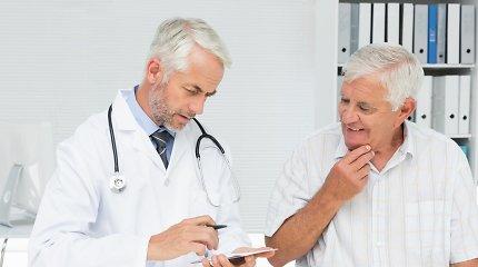 Tikrinimasis ir inovatyvus gydymas suteikia vilties ilgiau gyventi