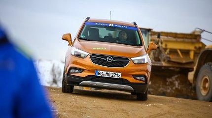 """Tautos automobilio 2017"" rinkimai: ""Opel Mokka X"""