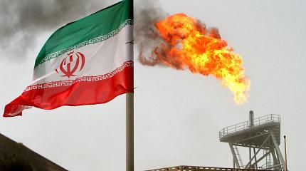 Europos galybės ragina Iraną ištaisyti branduolinės sutarties pažeidimus