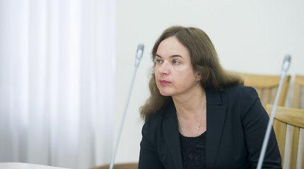 Teisingumo ministrė: netrukus bus keičiama visa Registrų centro valdyba