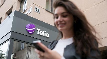 """""""Telia"""" 2022 metais išjungs 3G ryšį"""