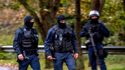 Prancūzijoje suimtas keturias moteris įkaitėmis paėmęs ginkluotas paauglys