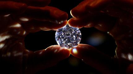 Mokslininkams pavyko ištempti deimantą daugiau nei bet kada anksčiau