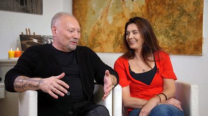A.Ivanauskas-Fara su žmona Rima vėl plastikos chirurgo rankose: atskleidė, kokias operacijas darysis